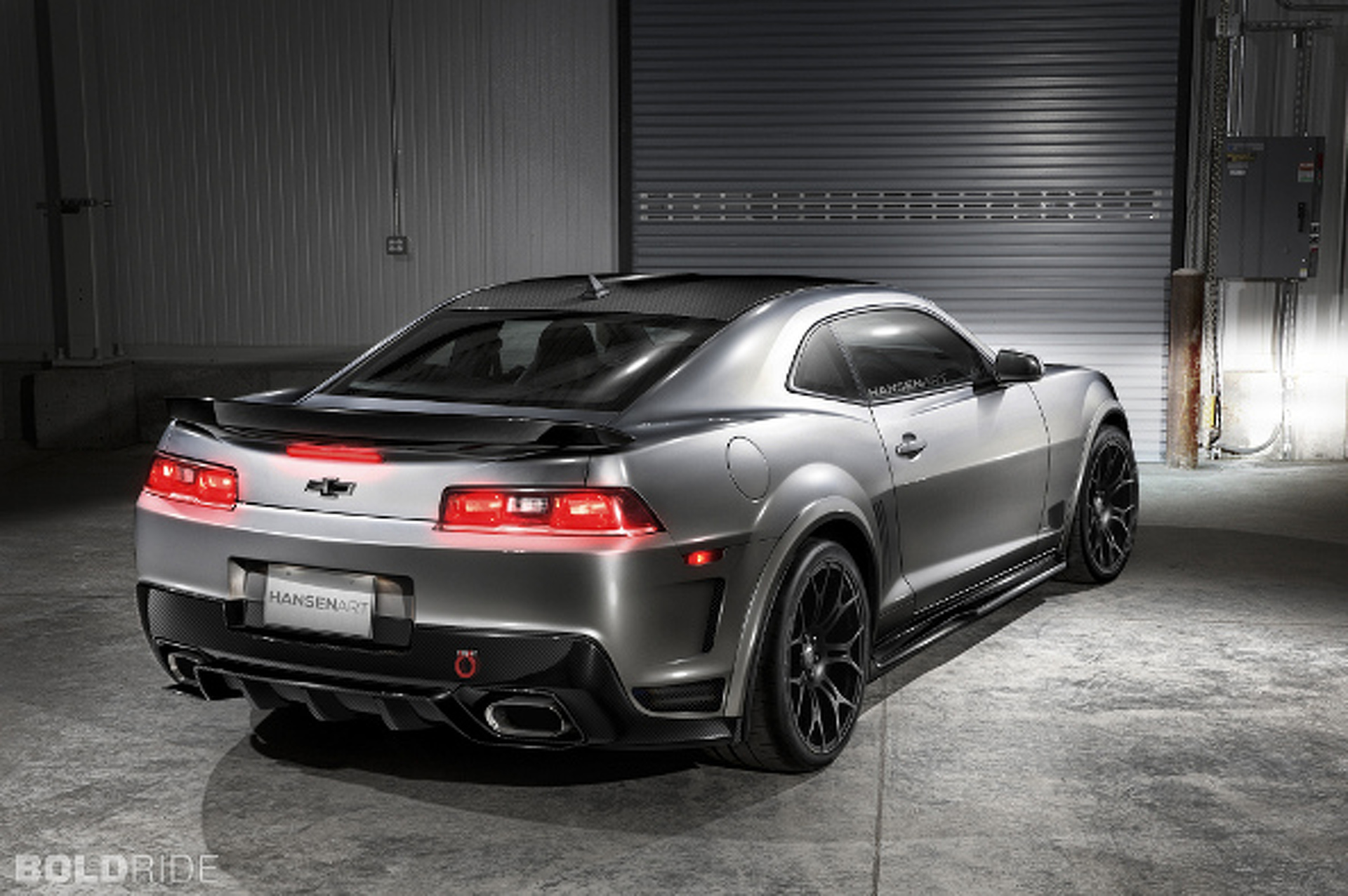 2014 Chevrolet Camaro Carbon Line Concept