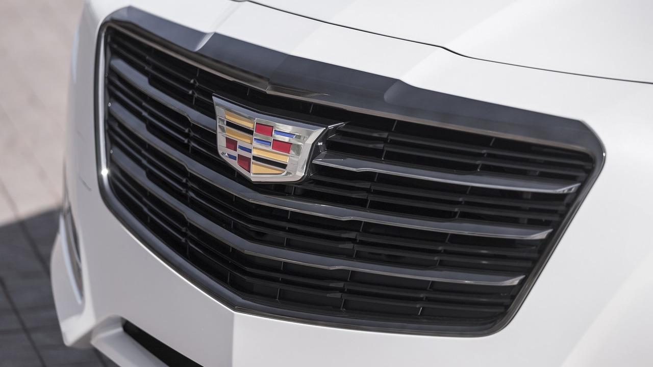 Cadillac Black Chrome Package