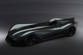 Heritage and Performance Collide in This Stunning Jaguar Concept Car