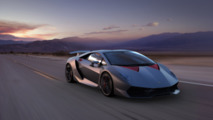 Lamborghini developing carbon fibre connecting rods