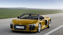 Audi R8 Spyder renders show what to expect