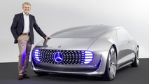 Mercedes-Benz F 015 Luxury in Motion concept