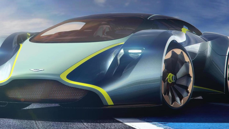 Aston Martin schedules mid-engine V8 supercar for 2022