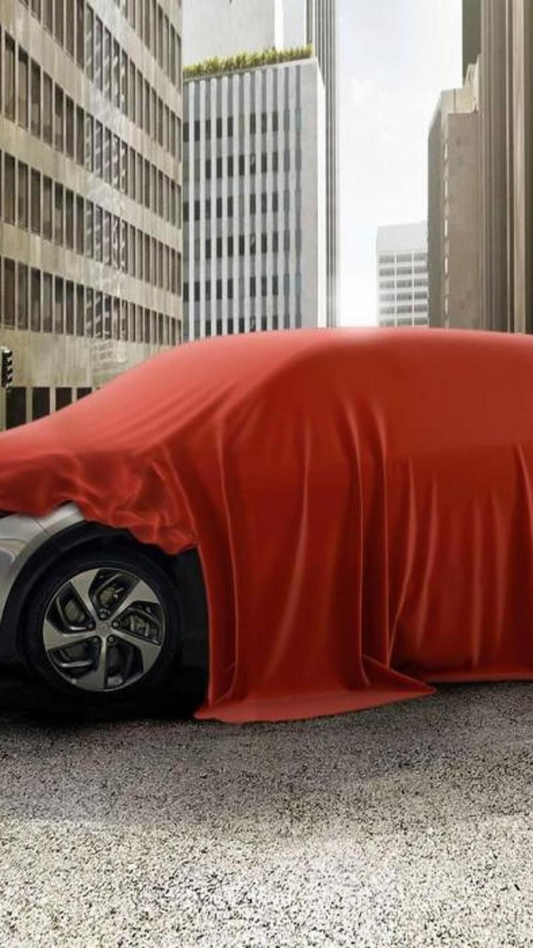 Hyundai Tucson / ix35 teased again ahead of Geneva debut