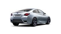 Subaru Impreza Sedan Concept rendered ahead of official reveal