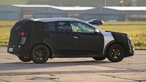 2017 Kia Niro Hybrid spy photo