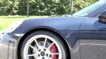 2012 Porsche 911 (991) spy video screenshots, 640, 22.07.2011