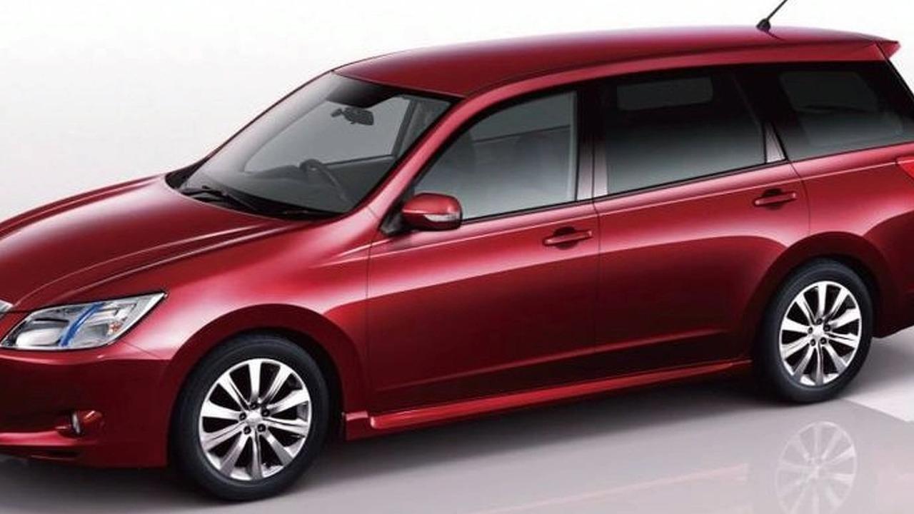 2010 Subaru Exiga - JDM version