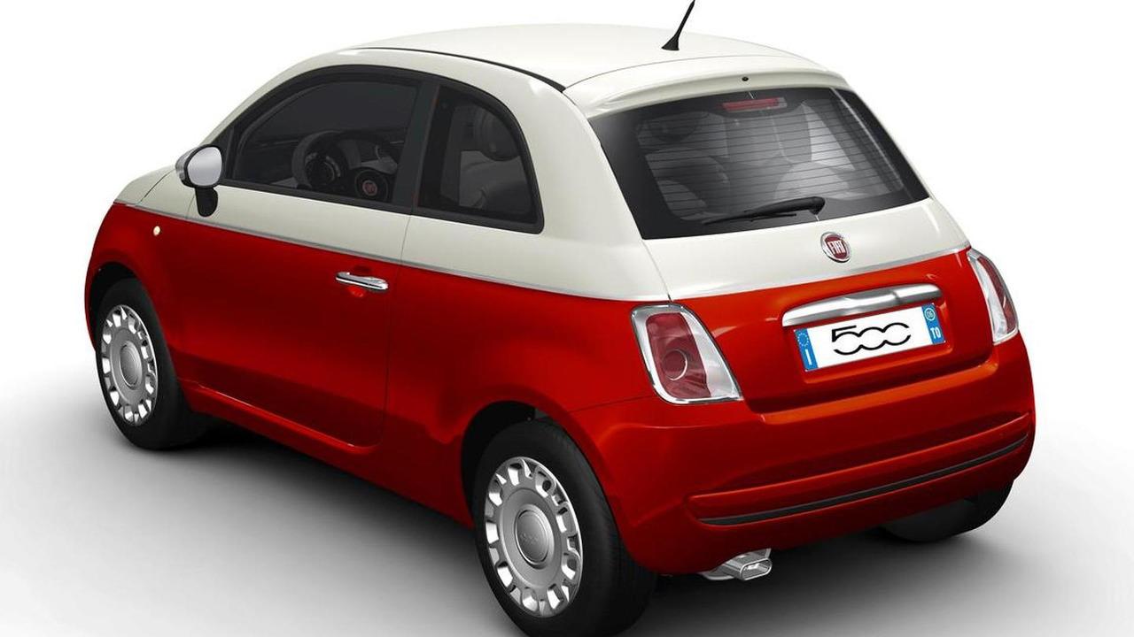 Fiat 500 Bicolore - 12.3.2010