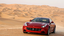 Ferrari FF mid-cycle facelift coming in 2016 – report