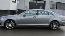 2010 Mercedes S 63 AMG Facelift Spy