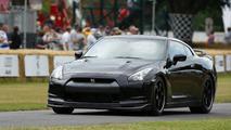 Nissan GT-R SpecV European Pricing Announced