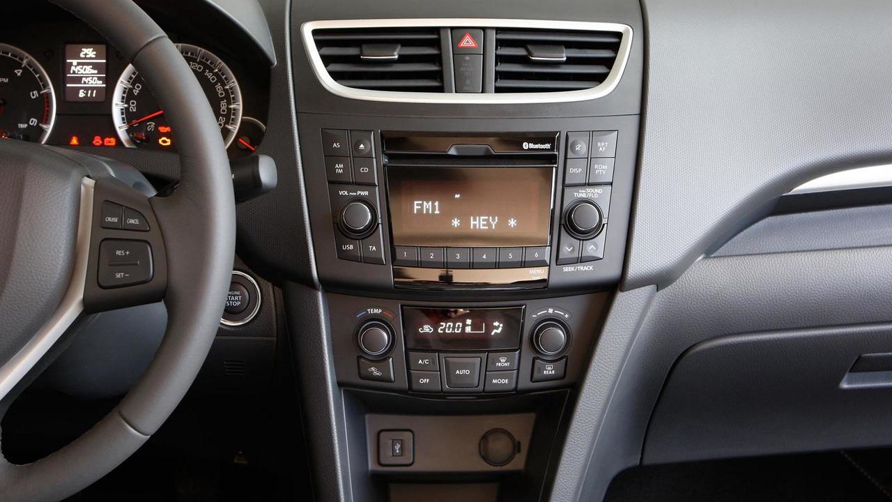 2011 Suzuki Swift