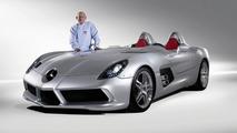 Mercedes McLaren SLR Stirling Moss