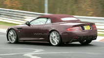 Aston Martin DBS Volante Spied on the Ring