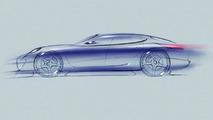 Porsche Panamera Sports Coupe