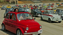 Fiat 500 Enters Guinness Book of Records