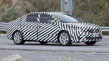 2014 Peugeot 308 Sedan spied for the first time