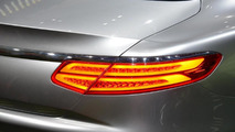 Mercedes-Benz Concept S-Class Coupe live in Frankfurt