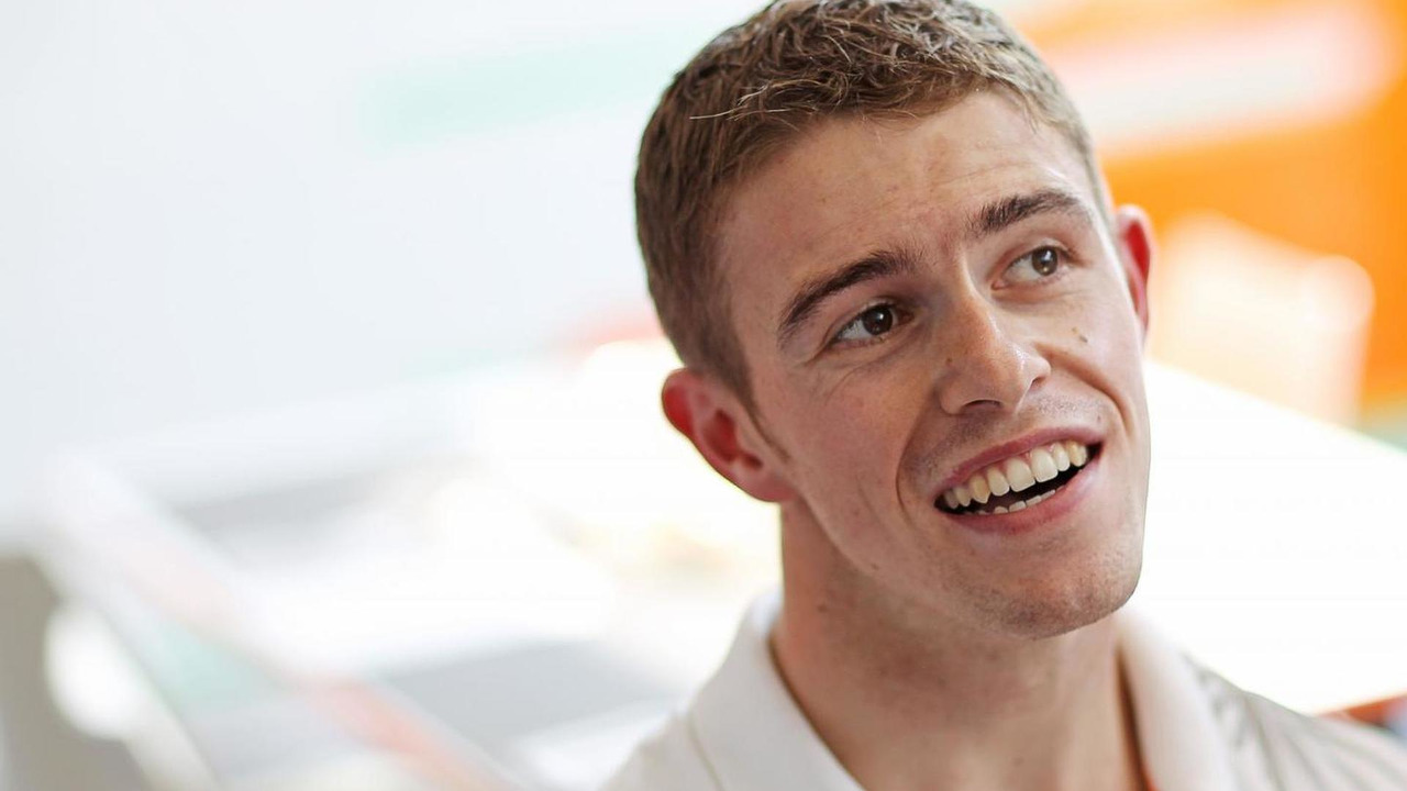 Paul di Resta 24.10.2013 Indian Grand Prix