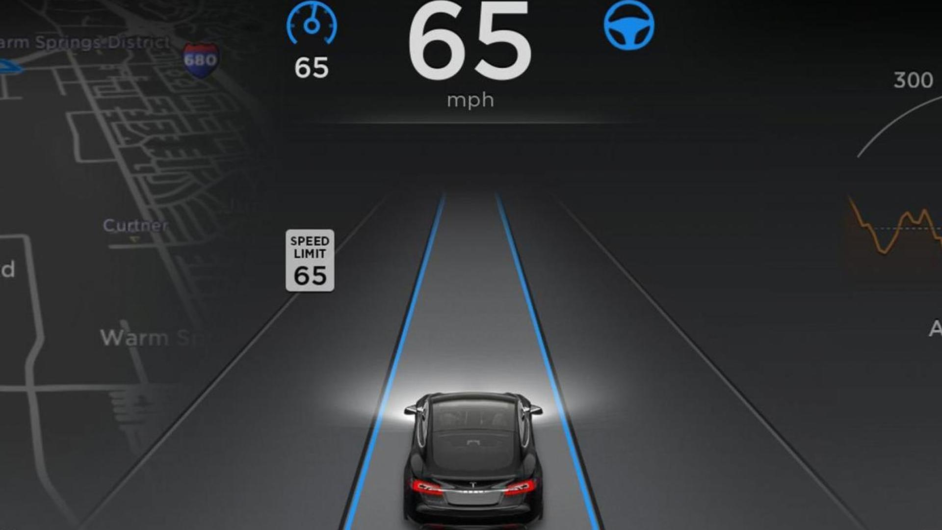 Tesla's Version 8 starts downloading tonight with Autopilot upgrades
