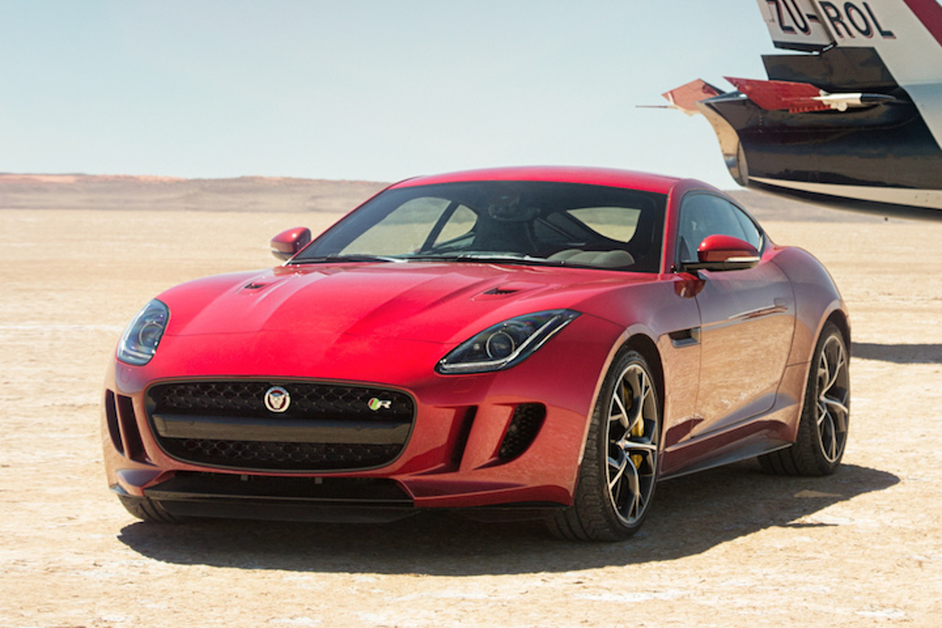 Jaguar Is Building a 600HP F-Type, And That's Wonderful