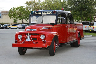 Your Ride: 1951 Chicago Fire Truck [w/video]