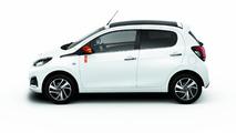 Peugeot 108 gets Roland Garros special edition