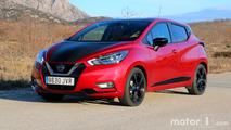 Essai Nissan Micra (2017) - Virage à 180°