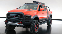 Awesome Ram Macho Power Wagon Concept