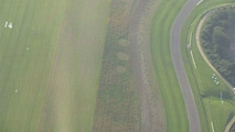 Crop Circles Appear at Goodwood Ahead of Revival Meeting (UK)