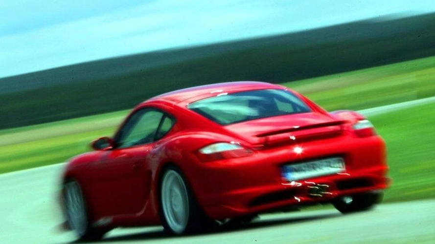 RUF 3400 K Cayman Test Drive