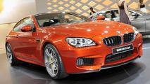 2012/2013 BMW M6 Coupe world debut at 2012 Geneva Motor Show