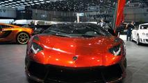 Mansory Lamborghini Aventador 06.03.2012