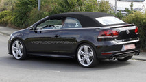 Volkswagen Golf R Cabrio spy photo 23.8.2012 / Automedia