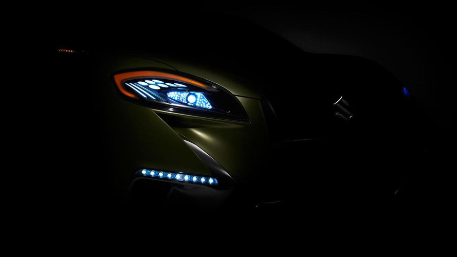Suzuki S-Cross concept announced