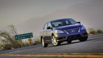 2013 Nissan Sentra begins from $15,990 (US)