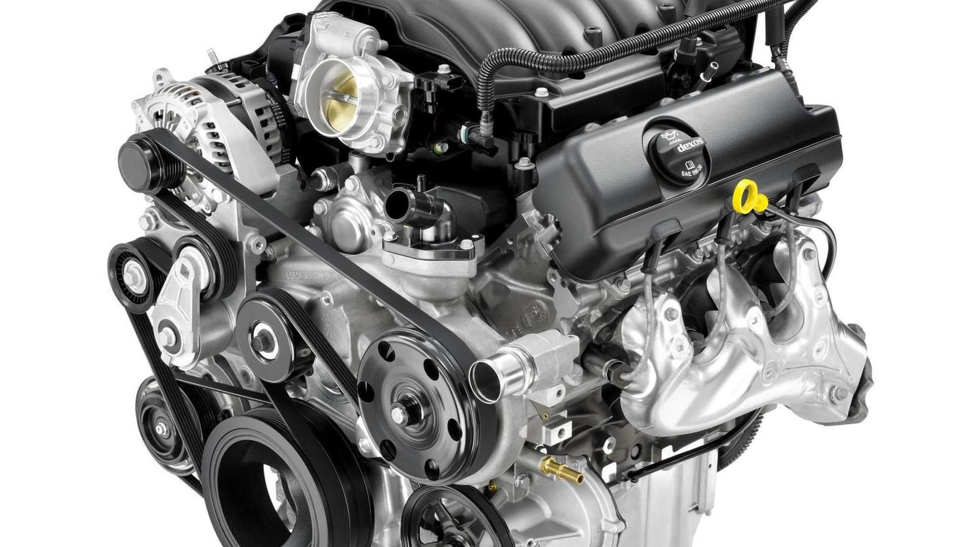 2014 GMC Sierra with V6 4.3-liter to provide 305 lb-ft