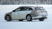 2013 Opel Insignia Sports Tourer facelift spied