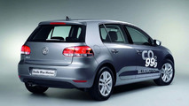 VW Golf VI BlueMotion Concept