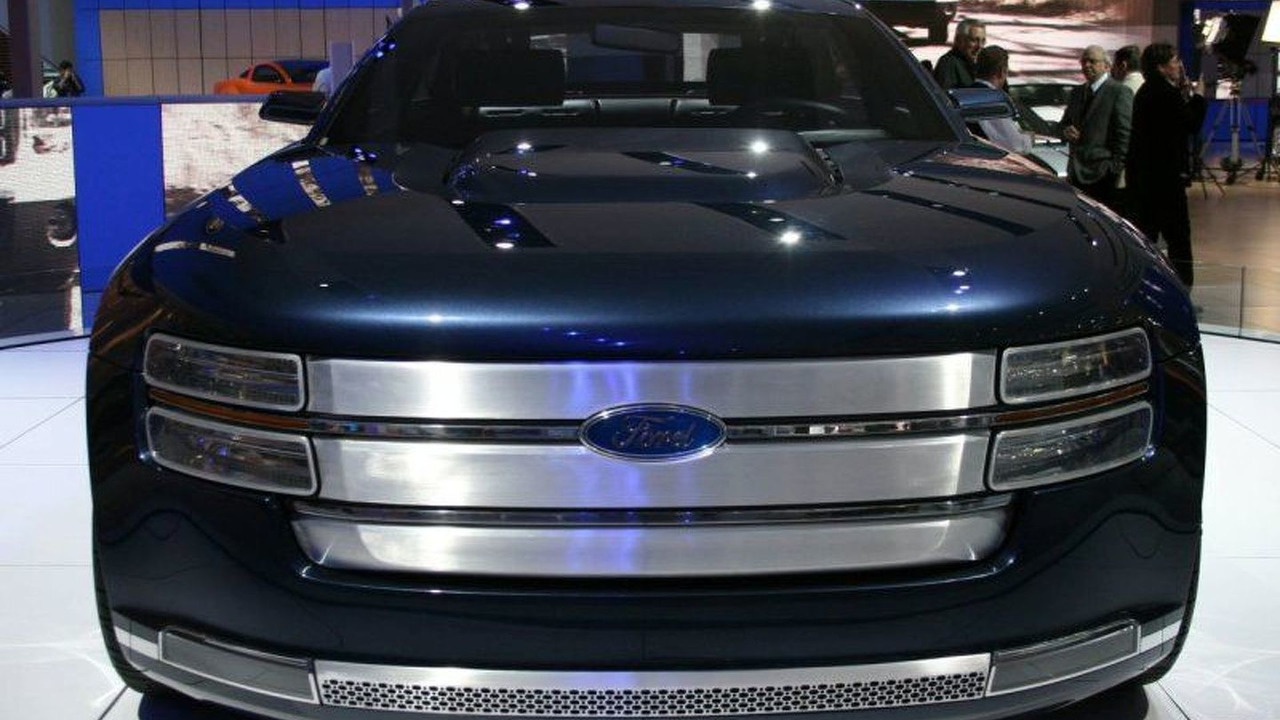 Ford Interceptor Concept at NAIAS 2007