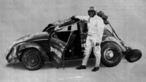 Meet Black Widow, the rocket-powered former fastest Beetle of all time