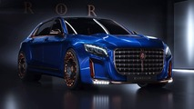 The Scaldarsi Emperor I is a Mercedes-Maybach S600 taken to 11 on the bad-taste scale