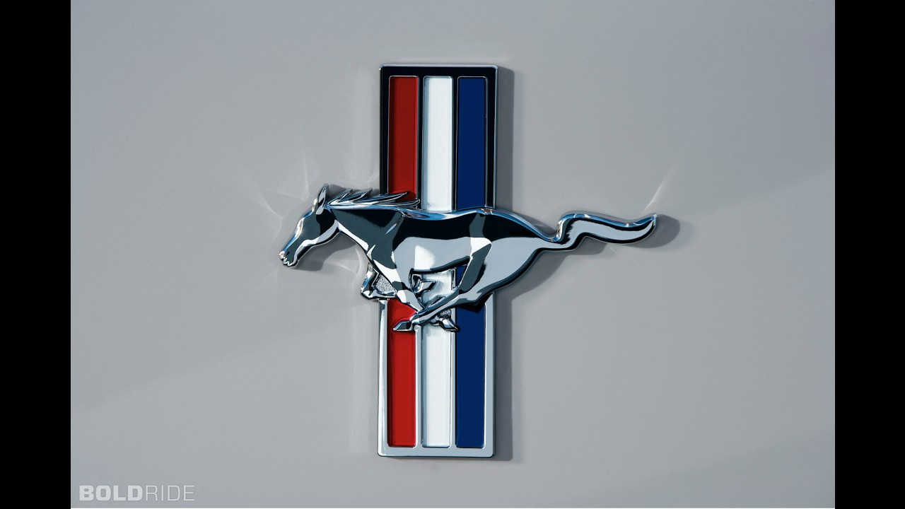 Ford Mustang Pony Package