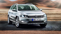 No U.S. edition for Volkswagen Passat Alltrack