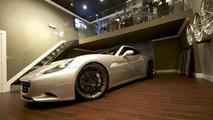 Ferrari California 3S Silver Carbon Fiber by DMC (high-res) - 21.11.2011
