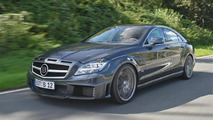 2012 Brabus Rocket 800 based on the Mercedes-Benz CLS revealed [video]