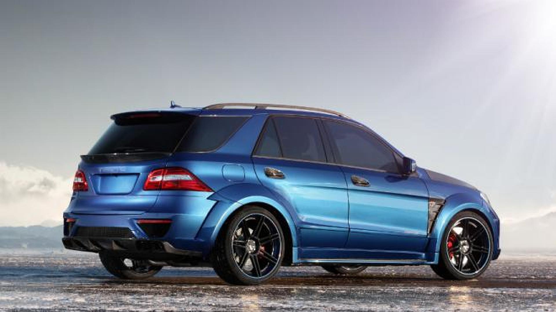 TopCar reveals Mercedes-Benz ML 63 AMG Inferno