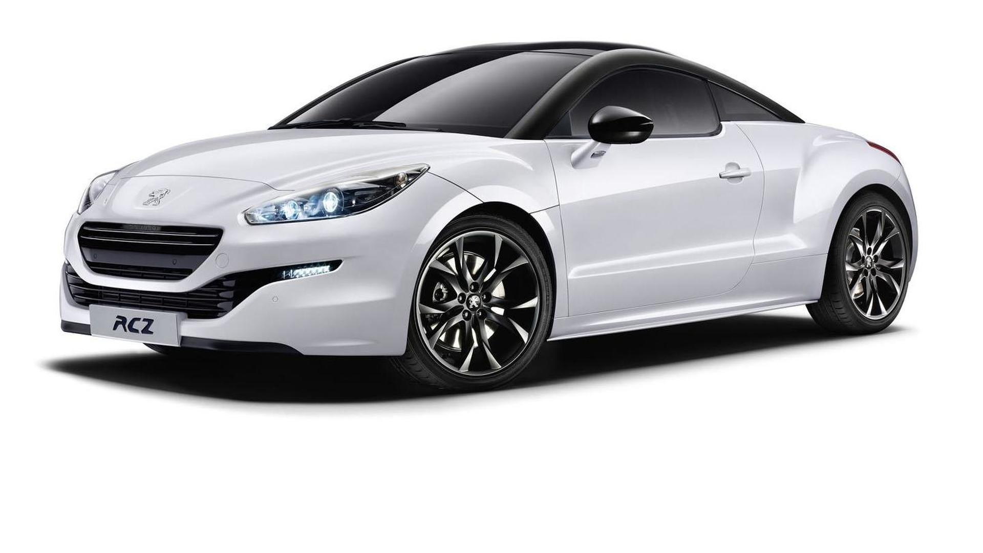 Peugeot RCZ Magnetic Edition announced