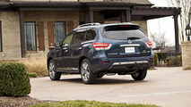 2014 Nissan Pathfinder Hybrid pricing announced (US)